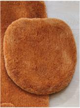 Deckelbezug ca. 47x50cm Kleine Wolke orange