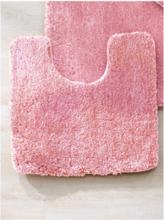 Stand-WC-Vorlage ca. 55x55cm Kleine Wolke rosé