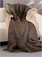 Luxus-Edelhaar-Decke Peter Hahn beige