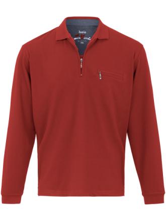 Poloshirt Stay fresh Fra HAJO rød - Peter Hahn