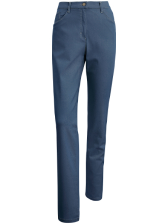 1/1 jeans model Carola Crystal Fra Brax Feel Good denim