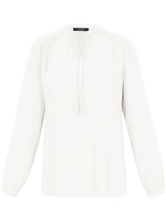 Skjorte Fra FRAPP beige - Peter Hahn