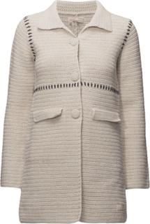 Crochet Grandma Coat
