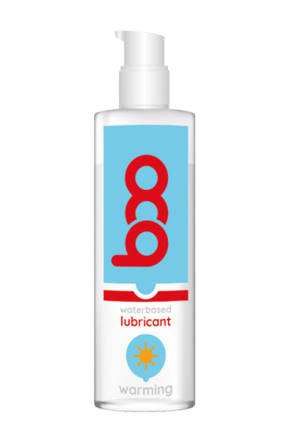 Boo Waterbased Lubricant Warming 50ml