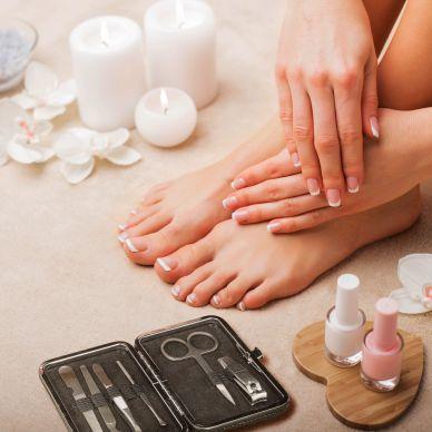 WL Manicure sæt