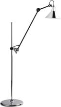 215 Lattiavalaisin Musta/Valkoinen - Lampe Gras