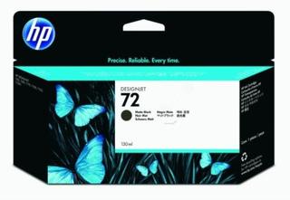 HP Blekkpatron matt svart Nr 72XL, 130ml