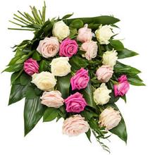 Bukett med roser