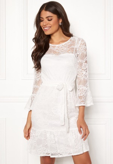 Sisters Point WD-33 Dress 115 Cream M
