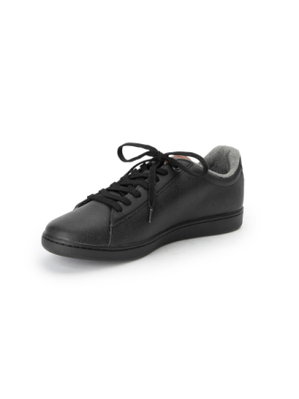 Sneakers Carnaby Fra Lacoste sort - Peter Hahn