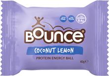 """Energiboll """"Coconut & Lemon"""" 40g - 63% rabatt"""