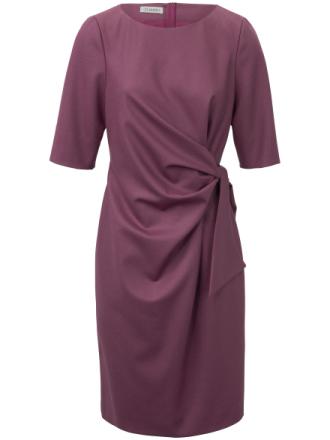 Kjole 100% ren ny uld Fra Uta Raasch lilla - Peter Hahn