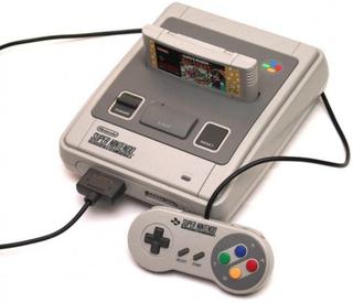 Super Nintendo Konsollpakke