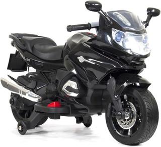 Rull Elbil - Motorcykel Touring 12V - Svart