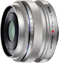 Olympus 17mm 1:1.8 / EW-M1718 silver