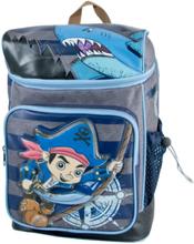 Jake & Piraterne skoletaske, 35*26*13 cm