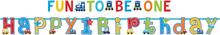 Banner, 2-pak, 1 år, 320x25/183x10 cm