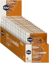 GU Energy Stroop Wafel Box 16x32g Salty's Caramel 2020 Näringstillskott & Paket