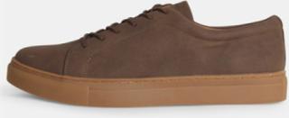 Kronstadt Beckenbauer Low Sneakers Taupe/Camel