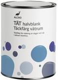 TÄT TÄCKFÄRG 101 VIT 1L