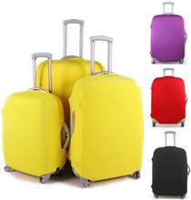 Bunter Gepäck Reise Beschützer Koffer Bezug Rollkoffer Tasche Schwarz Staubdicht
