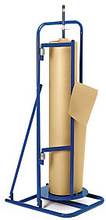 Vertikaler Abrollständer 650 x 1900 x 560 mm