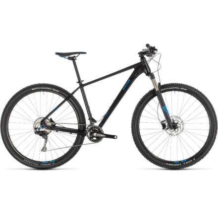 Cube Reaction Pro Unisex Hardtail MTB Svart 16