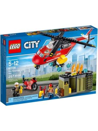 City 60108 Brandvæsnets udrykningsenhed - Proshop