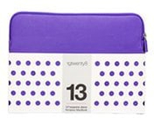 "13"" Neoprene 19TWENTY8 Sleeve Purple"