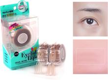 Spitze Mesh Eyeshadow Aufkleber Double Side unsichtbare braune Augenlid Paste Auge kosmetische große Augen-Effekt
