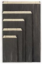 Beutel schwarz 160 x 250 x 80 mm