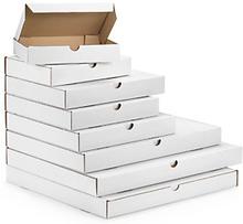 Flach-Verpackung extra flach 350 x 250 x 25 mm