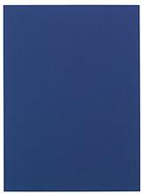 Deckblätter, Karton, blau