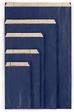 Beutel blau 160 x 80 x 250 mm
