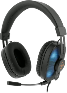 Stereo Headset med RGB-LED