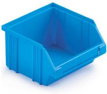 Sichtlagerkästen Eco blau 300 x 200 x 150 mm