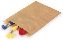 Papierbeutel Eco flach 250 x 170 mm