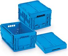 Faltbox mit Deckel 600 x 400 x 230 mm