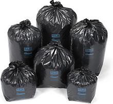 Stabile Müllsäcke 100 µ RAJA