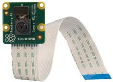 Raspberry Pi Camera Module v2 - Kamera - 8 megapixlar - för Raspberry Pi 2 Model B, 3 Model B