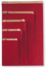 Beutel rot 240 x 75 x 390 mm
