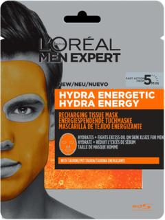 Loreal Paris Men Expert L'Oreal Paris Hydra Energetic Tissue Mask