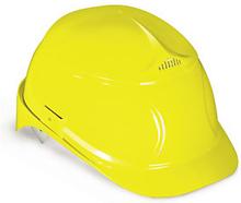 uvex airwing Schutzhelm gelb