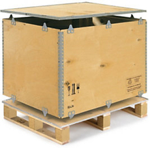 Paletten-Container 1180 x 780 x 780 mm