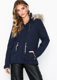 Vero Moda Vmfreeze Brush Parka