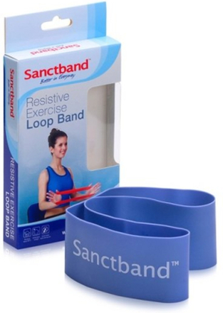 Sanctband Loop Band Blueberry/Hard