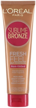 L'Oréal Paris Sublime Bronze Feel Fresh Self Tanning Gel 150 ml