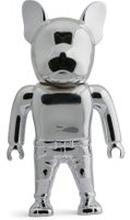JACK & JONES Bulldogg Kromad Figur Unisex Silver