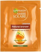 Garnier Ambre Solaire Natural Bronzer Wipes