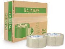 MINI PACK Low-noise PP Packband RAJA transparent - Standardqualität